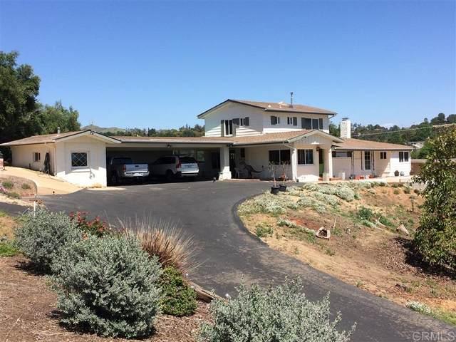 1133 S. Live Oak Park Rd, Fallbrook, CA 92028 (#200013561) :: Keller Williams - Triolo Realty Group