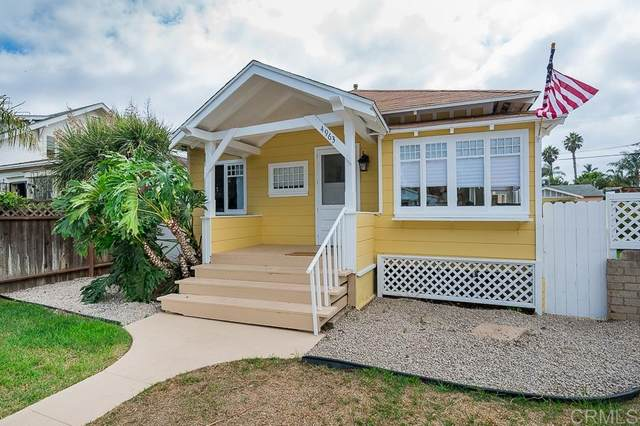4963 Long Branch, San Diego, CA 92107 (#200013564) :: Whissel Realty