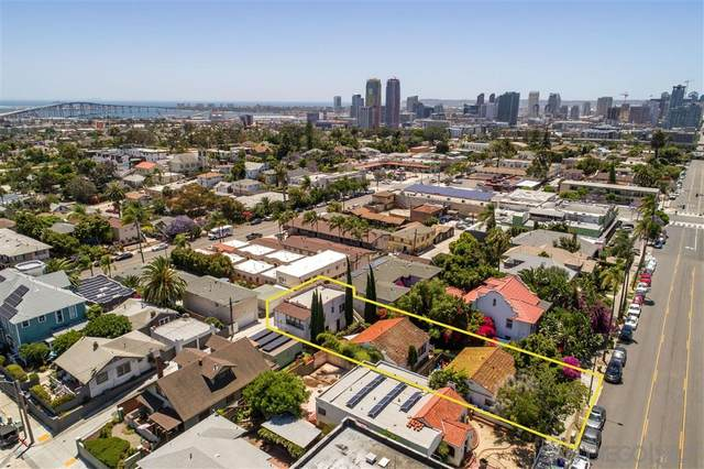 2565-71 C St, San Diego, CA 92102 (#200013731) :: Whissel Realty