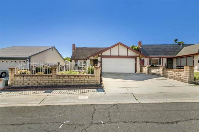 2954 Acropolis Place, San Diego, CA 92139 (#200014184) :: Neuman & Neuman Real Estate Inc.