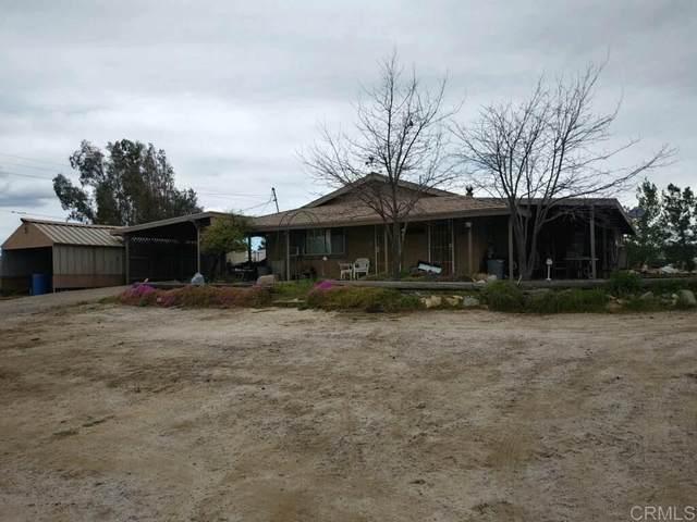 31730 Hwy 94, Campo, CA 91906 (#200014248) :: Keller Williams - Triolo Realty Group