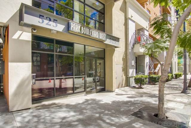 525 11th Ave #1408, San Diego, CA 92101 (#200014343) :: Neuman & Neuman Real Estate Inc.
