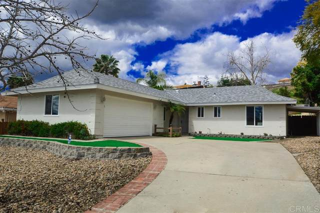 9642 Lutheran Way, Santee, CA 92071 (#200014409) :: Whissel Realty