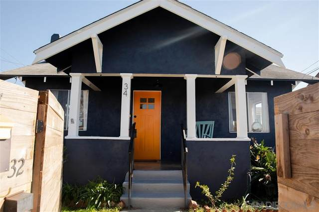 32-34 E 2nd Ave, National City, CA 91950 (#200014821) :: Farland Realty