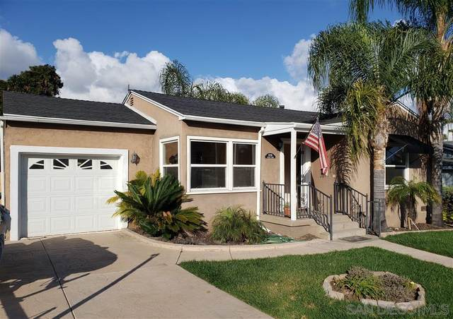 3036 Meadow Grove Dr, San Diego, CA 92110 (#200015020) :: Compass