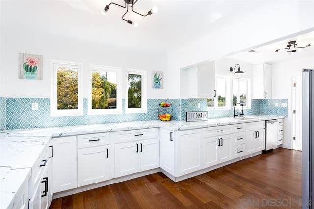 4612 Biona Dr, San Diego, CA 92116 (#200015123) :: Cane Real Estate
