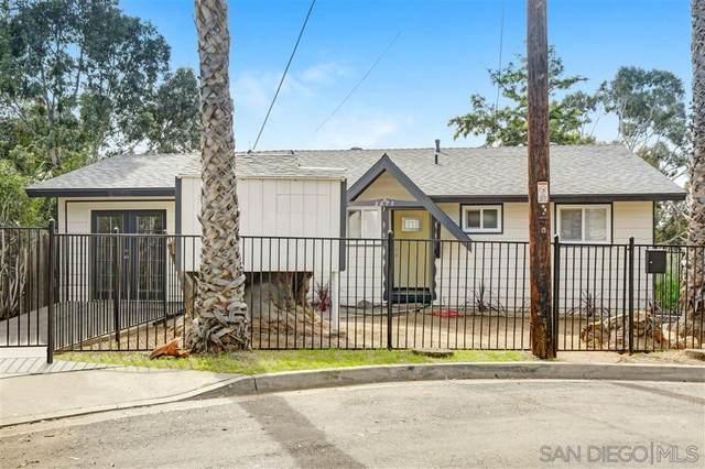 3675 Bellingham Ave, San Diego, CA 92104 (#200015563) :: Cane Real Estate