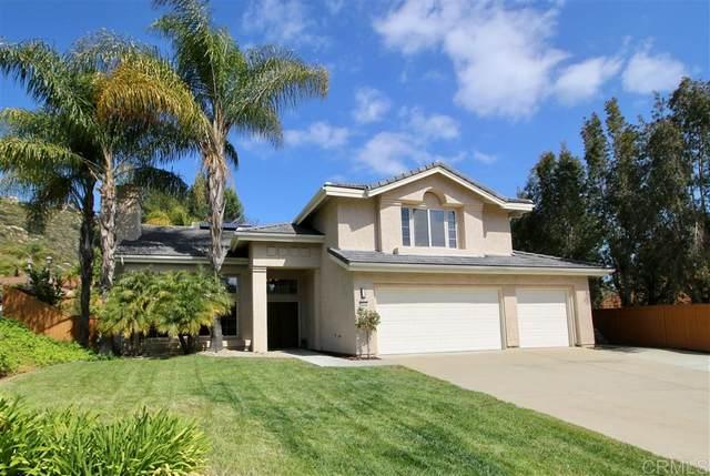 2052 Monarch Ridge Cir, El Cajon, CA 92019 (#200015967) :: Keller Williams - Triolo Realty Group