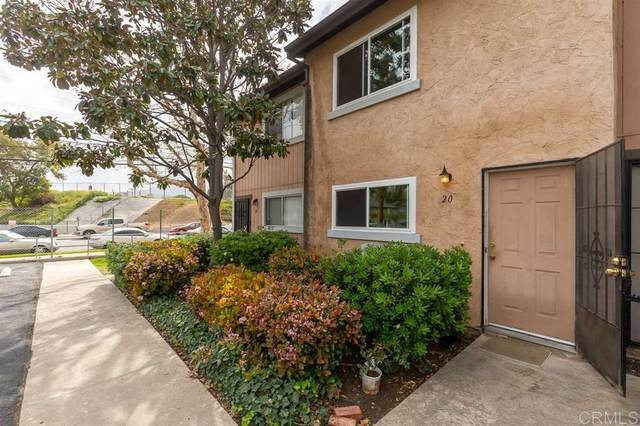 1034 Leland St #20, Spring Valley, CA 91977 (#200015983) :: Keller Williams - Triolo Realty Group