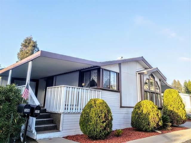 9500 Harritt Rd #287, Lakeside, CA 92040 (#200016114) :: Neuman & Neuman Real Estate Inc.