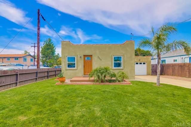 7462 Daytona St., Lemon Grove, CA 91945 (#200016160) :: Neuman & Neuman Real Estate Inc.
