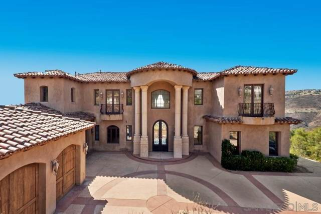 18121 El Brazo, Rancho Santa Fe, CA 92067 (#200017963) :: Compass