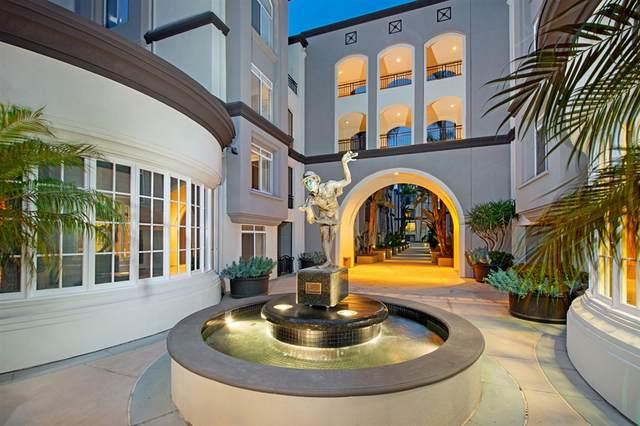 9237 Regents Rd K401, La Jolla, CA 92037 (#200018474) :: Neuman & Neuman Real Estate Inc.
