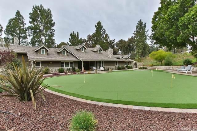 2672 Big Wagon Rd, Alpine, CA 91901 (#200019701) :: Neuman & Neuman Real Estate Inc.