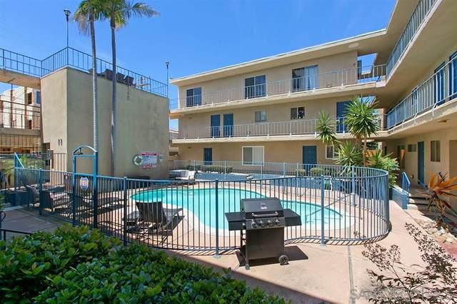 4477 Mentone St #105, San Diego, CA 92107 (#200020223) :: Keller Williams - Triolo Realty Group