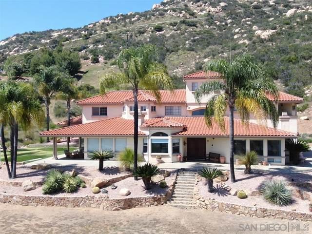 15009 Ferrell Lane, El Cajon, CA 92021 (#200020292) :: Keller Williams - Triolo Realty Group