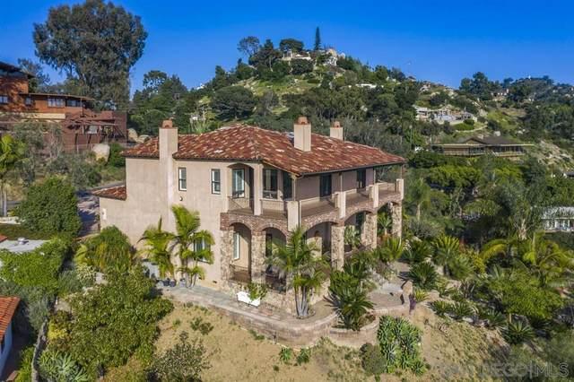 9443 Sunset Ave, La Mesa, CA 91941 (#200021541) :: Keller Williams - Triolo Realty Group