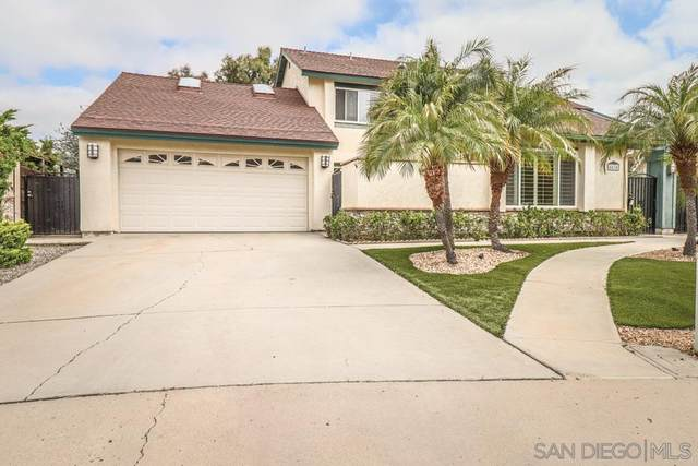 4434 Terreno Ct, San Diego, CA 92124 (#200021804) :: Neuman & Neuman Real Estate Inc.