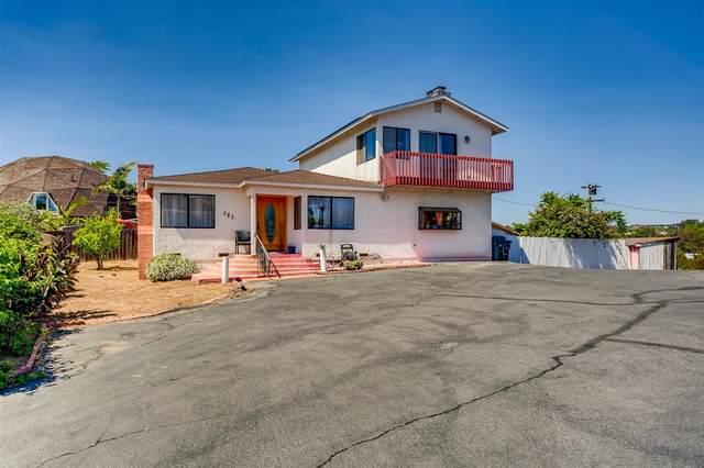 387 Ocean View Ave, Encinitas, CA 92024 (#200022108) :: Neuman & Neuman Real Estate Inc.