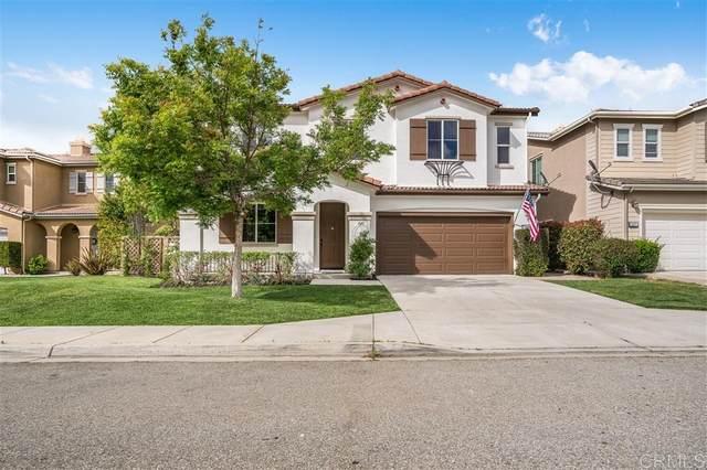 3949 Lake Park St, Fallbrook, CA 92028 (#200022707) :: Keller Williams - Triolo Realty Group