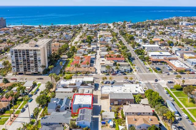 1024 Wilbur Ave #3, North Pacific Beach, CA 92109 (#200023219) :: The Stein Group