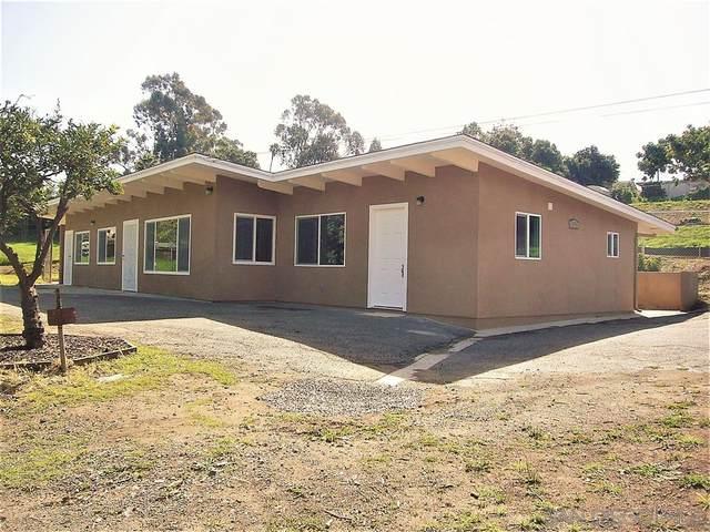 1524 - 1526 Grace Way, Escondido, CA 92026 (#200023270) :: Neuman & Neuman Real Estate Inc.