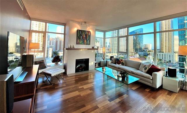 1205 Pacific Hwy #1305, San Diego, CA 92101 (#200023445) :: Neuman & Neuman Real Estate Inc.