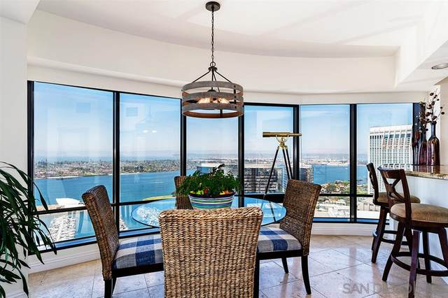 200 Harbor Drive #3302, San Diego, CA 92101 (#200023831) :: Compass