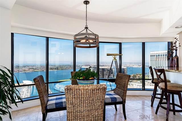 200 Harbor Drive #3302, San Diego, CA 92101 (#200023831) :: Keller Williams - Triolo Realty Group