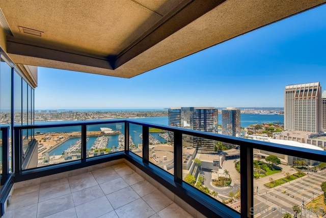 200 Harbor Drive #2903, San Diego, CA 92101 (#200023923) :: Neuman & Neuman Real Estate Inc.