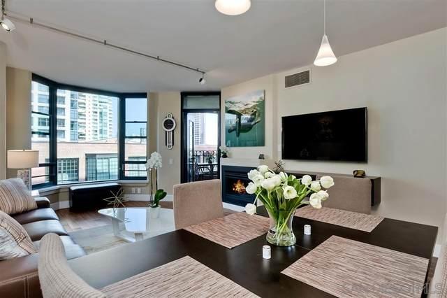500 W Harbor Dr. #616, San Diego, CA 92101 (#200024341) :: Neuman & Neuman Real Estate Inc.