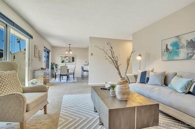 3755 Udall St #206, San Diego, CA 92107 (#200024347) :: The Stein Group