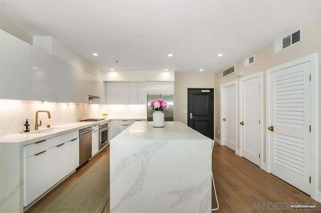 1750 Kettner Blvd #304, San Diego, CA 92101 (#200024547) :: Cay, Carly & Patrick | Keller Williams