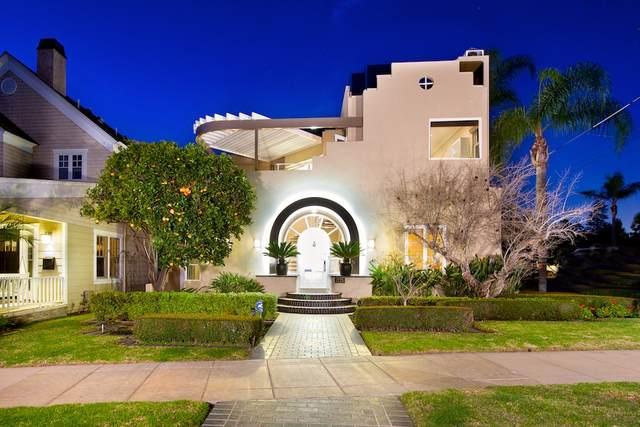1725 Monterey Ave, Coronado, CA 92118 (#200024582) :: The Stein Group