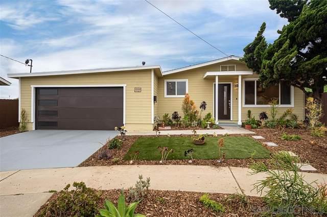 3708 Mount Almagosa Pl, San Diego, CA 92111 (#200024611) :: The Stein Group