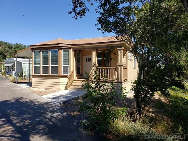 3909 Reche Rd #148, Fallbrook, CA 92028 (#200025327) :: Neuman & Neuman Real Estate Inc.