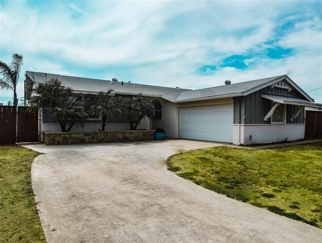 590 Dorothy St, El Cajon, CA 92019 (#200025381) :: Neuman & Neuman Real Estate Inc.
