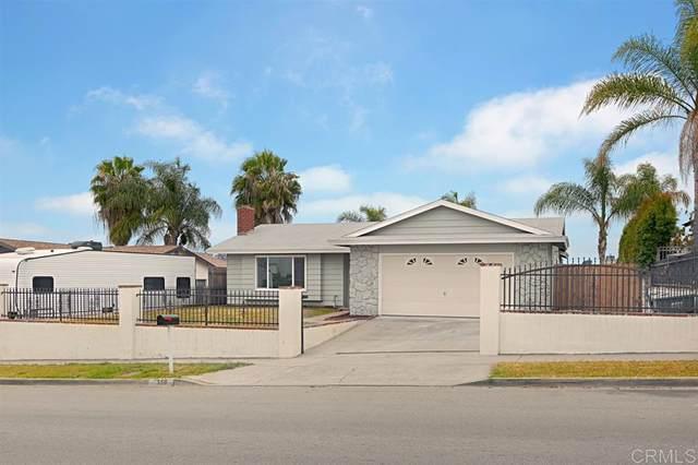 550 W W Los Angeles Dr, Vista, CA 92083 (#200025879) :: Solis Team Real Estate