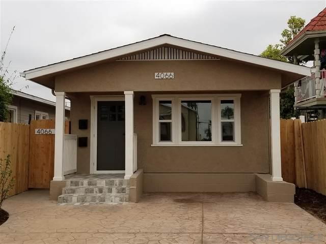 4066 4066 1/2 Cherokee Avenue, San Diego, CA 92104 (#200025931) :: Keller Williams - Triolo Realty Group