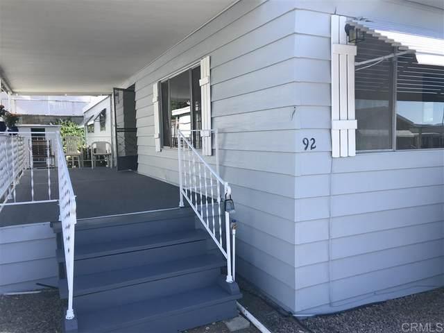 28890 Lilac Rd #92, Valley Center, CA 92082 (#200026578) :: Neuman & Neuman Real Estate Inc.