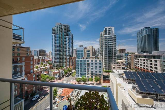 427 9th Avenue #1009, San Diego, CA 92101 (#200026654) :: Compass