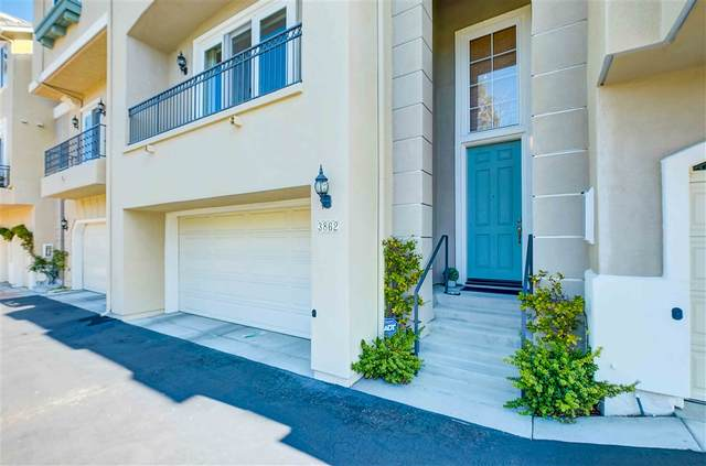 3862 Quarter Mile Dr, San Diego, CA 92130 (#200027931) :: Wannebo Real Estate Group