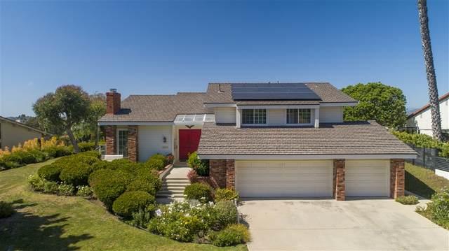1328 Via Mil Cumbres, Solana Beach, CA 92075 (#200028155) :: Neuman & Neuman Real Estate Inc.