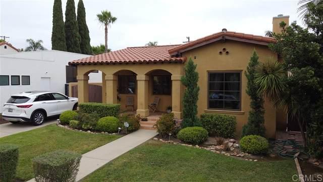 5125 Marlborough Drive, San Diego, CA 92116 (#200028364) :: Yarbrough Group