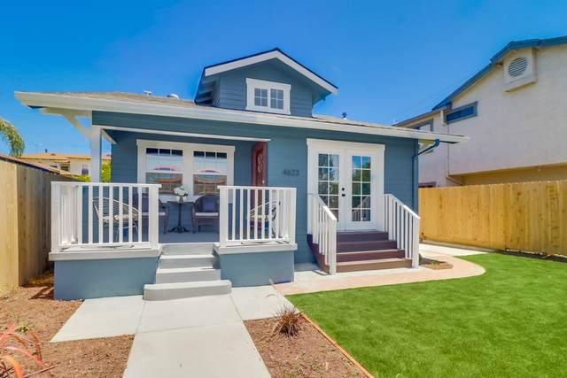 4623 Hamilton Street, San Diego, CA 92116 (#200028677) :: Dannecker & Associates