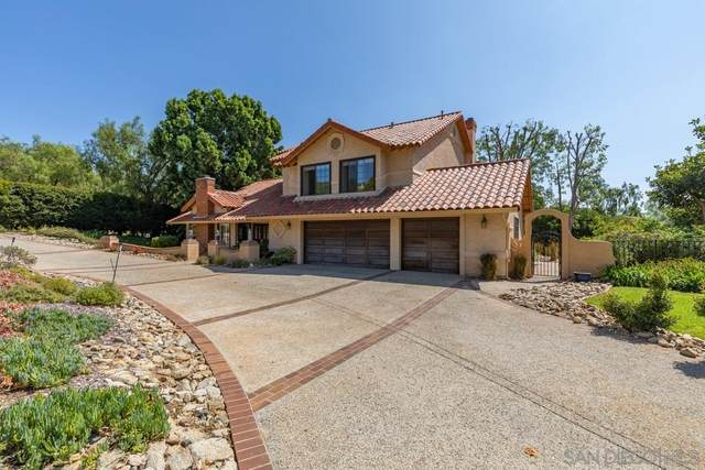 1719 Kings Rd, Vista, CA 92084 (#200029201) :: Neuman & Neuman Real Estate Inc.