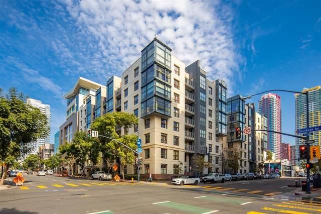 1150 J Street #202, San Diego, CA 92101 (#200029302) :: Dannecker & Associates