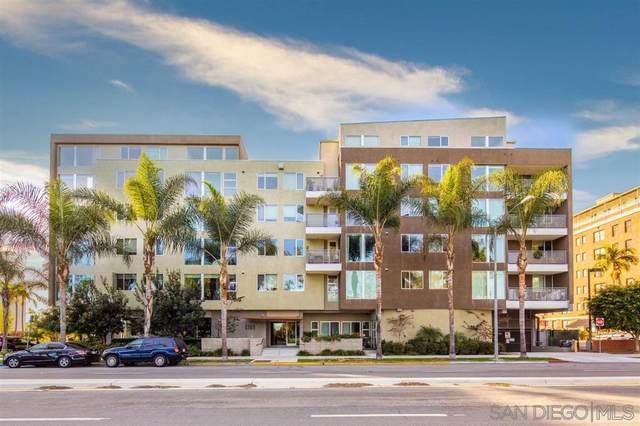 3100 6th Avenue #203, San Diego, CA 92103 (#200029428) :: Dannecker & Associates