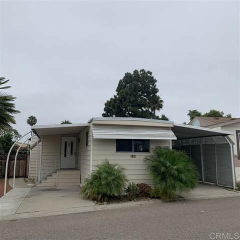 2750 Wheatstone St #152, San Diego, CA 92111 (#200029520) :: Neuman & Neuman Real Estate Inc.