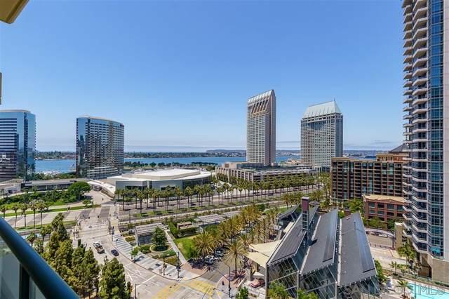 510 1st Ave #1505, San Diego, CA 92101 (#200029630) :: Neuman & Neuman Real Estate Inc.